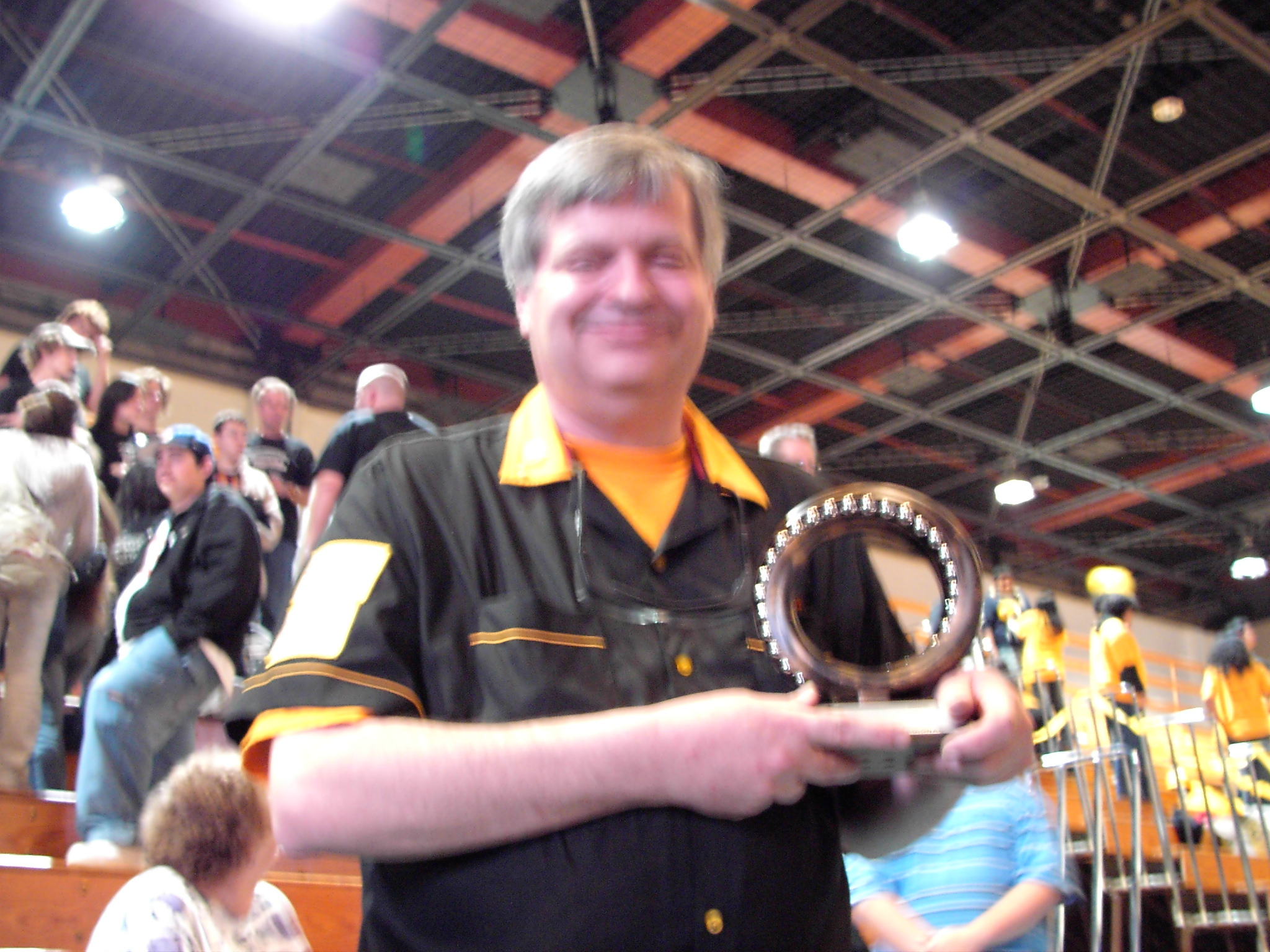 2006 FIRST Sacramento Regional Woodie Flowers Award Recipient - Warren Hildebrandt