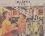 Competition at Stoney - Oakland Press (11/12/2001)