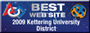 2009 Kettering District Best Website