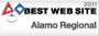 2010 Alamo Regional Best Website Award