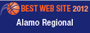 2012 Alamo Regional Best Website Award