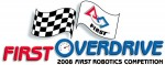 2008 FIRST: FIRST Overdrive Logo