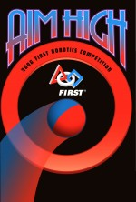 FIRST 2006: Aim High Logo