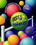 2004 FIRST: FIRST Frenzy Logo