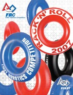 2007 FIRST: Rack 'n Roll Logo