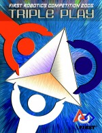 2005 FIRST: Triple Play Logo