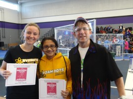 FIRST Girls Comp. 2015 scholarships WH DSC02129